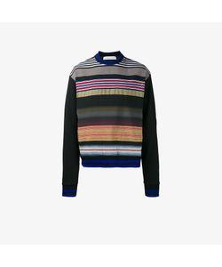 James Long | Striped Sweatshirt