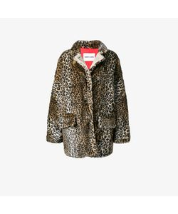 Sandy Liang | Quincy Leopard Print Coat