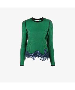 3.1 Phillip Lim | Embroidered Hem Knit