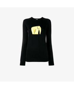 Loewe | Elephant Intarsia Jumper