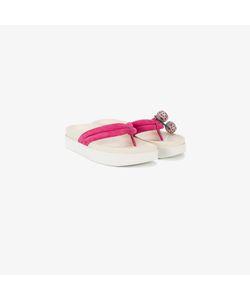 Natasha Zinko | Cherry Strap Sandals