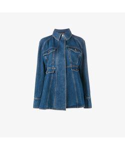 Ellery | Oversized Flared Denim Jacket
