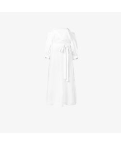 Lisa Marie Fernandez | Bubble Sleeve Dress