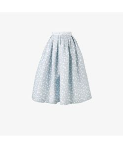 House Of Holland | Heart Jacquard Midi Skirt
