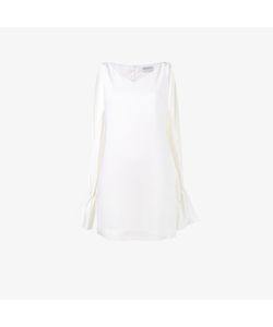 Osman | Camilla Slit Long Sleeve Dress