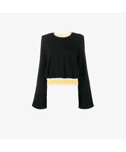 Ellery | Flared Sleeves Blouse