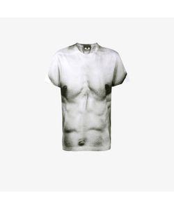 Comme Des Garçons Homme Plus   Muscle Print T-Shirt