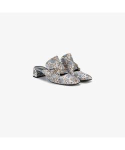Erdem | Addison Jacquard Slippers