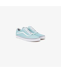 Vans   Old Skool Washed Canvas Sneakers
