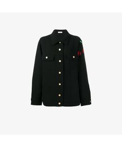 Natasha Zinko | Embroidered Oversized Jacket