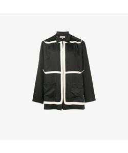 Yohji Yamamoto | Taped Long Sleeve Jacket