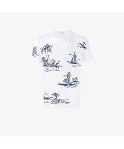 Moncler | Stitched Motif T-Shirt