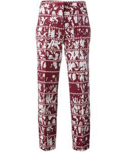 Jour/Né | Film Print Trousers