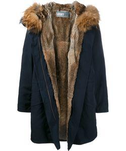 Army Yves Salomon | Fur Lined Parka