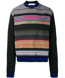 James Long   Striped Sweatshirt