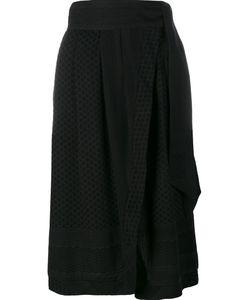 Cecilie Copenhagen   Abalone Cotton Midi Skirt