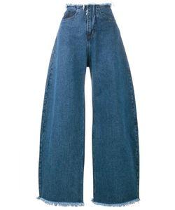 MARQUES'ALMEIDA | Marquesalmeida Oversized Wide-Leg Jeans