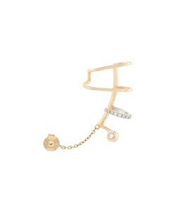Maria Black | Ines Blanc Diamond Ear Cuff