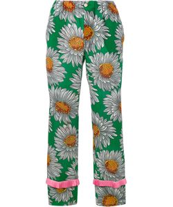 Gucci   Print Trousers
