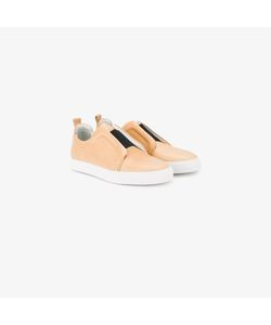 Pierre Hardy | Leather Slider Sneakers