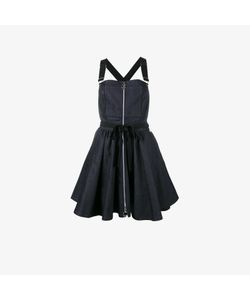 Adam Selman | Denim Overall Dress