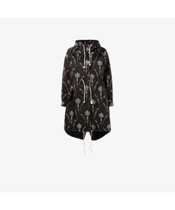 Creatures Of The Wind | Printed Parka