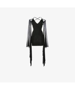Balmain | Ruffle Sleeve Mini Dress