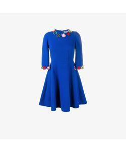 Mary Katrantzou | Cooper Guipure-Lace Trim Dress