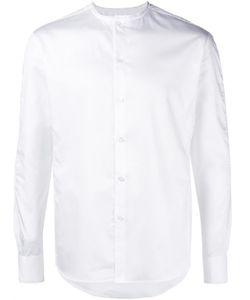 Curieux   Raw Edge Shirt