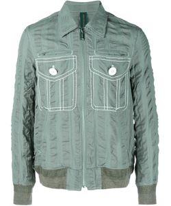 Mihara Yasuhiro | Textured Bomber Jacket