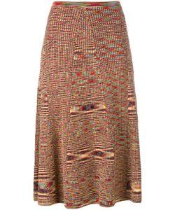 Adam Selman | Knitted Skirt