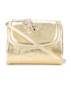 Amélie Pichard | Gold Sponge Shoulder Bag