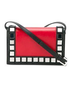 Tomasini   Mirror Embellished Cross-Body Bag