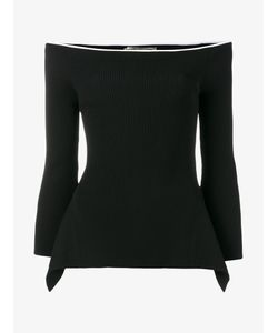 Roland Mouret | Cartwright Off-Shoulder Top