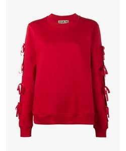 Jour/Né | Lace-Up Knitted Jumper
