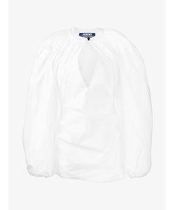 Jacquemus | Balloon Sleeve Mini Dress