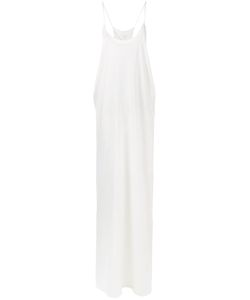 VETEMENTS | Logo Printed Maxi Dress