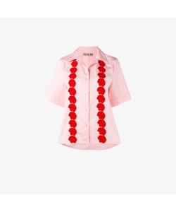 Jour/Né | Shell Embroidered Shirt