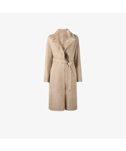Yves Salomon | Belted Trench Coat