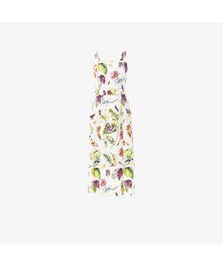 Adam Lippes | Botanical Print Dress