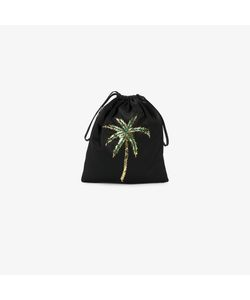 ATTICO | Sequined Palm Tree Backpack