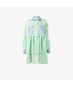 Natasha Zinko | Stripe Jacquard Dress