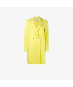 Harris Wharf London | Boxy Fit Double Breasted Coat