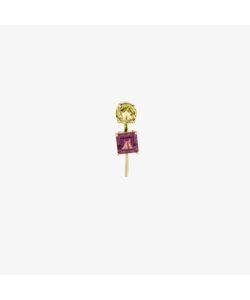 Ileana Makri | Dual-Colour Sapphire Earring