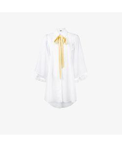 Adam Lippes | Long Sleeve Shirt Dress