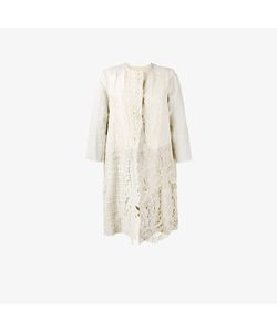 By Walid | Antique Lace Coat