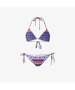 Mary Katrantzou | Printed Triangle Bikini