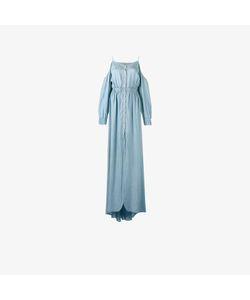 Balmain | Off-Shoulder Long Dress