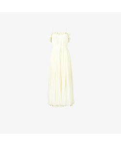 Adam Lippes | Sleeveless Pleated Gown