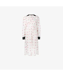 Loewe | Print Long Sleeve Dress